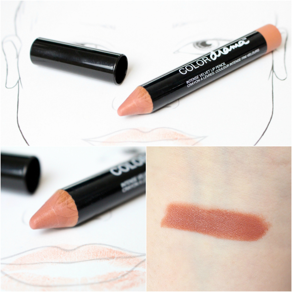Maybelline Color Drama Intense Velvet Lip Pencil: Nude Perfection