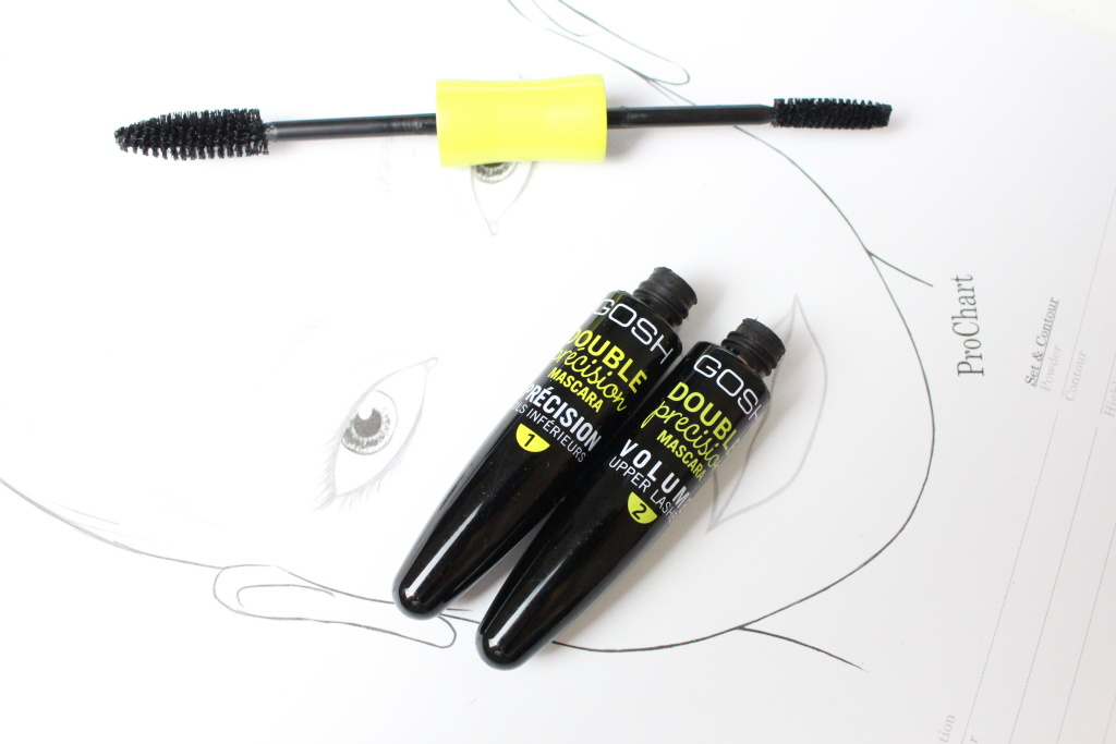 Gosh Double Precision Mascara Review and Pictures