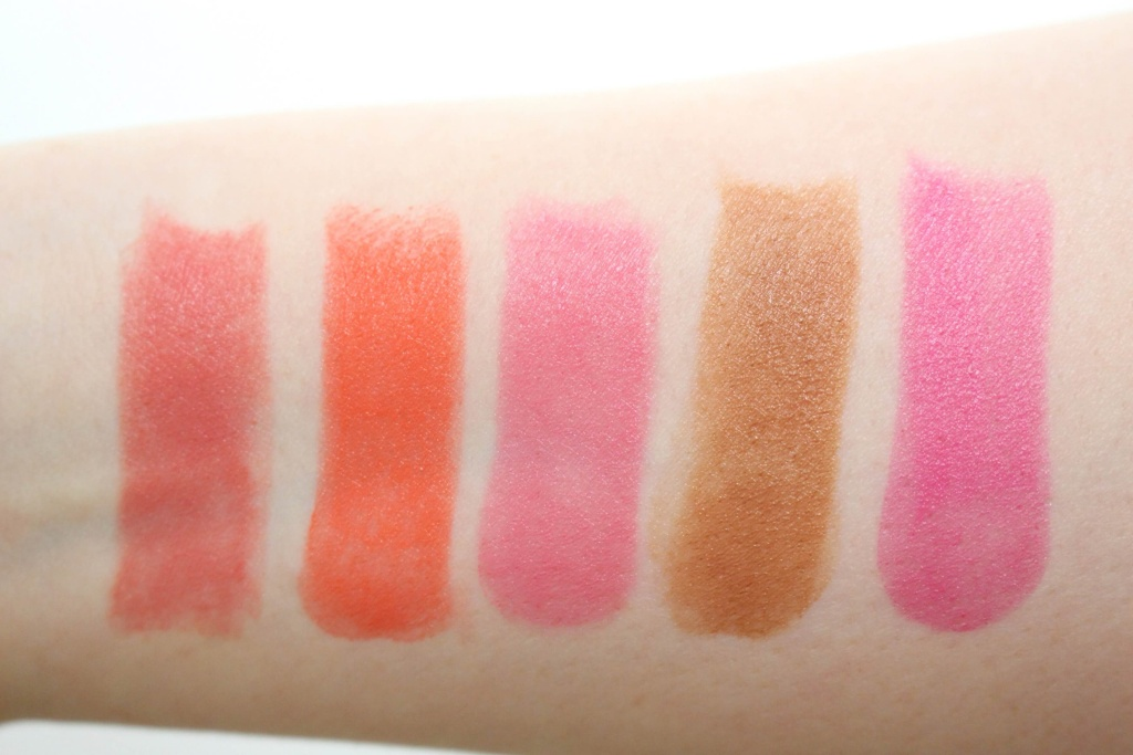 REVLON ULTRA HD LIPSTICKS REVIEW AND SWATCHES