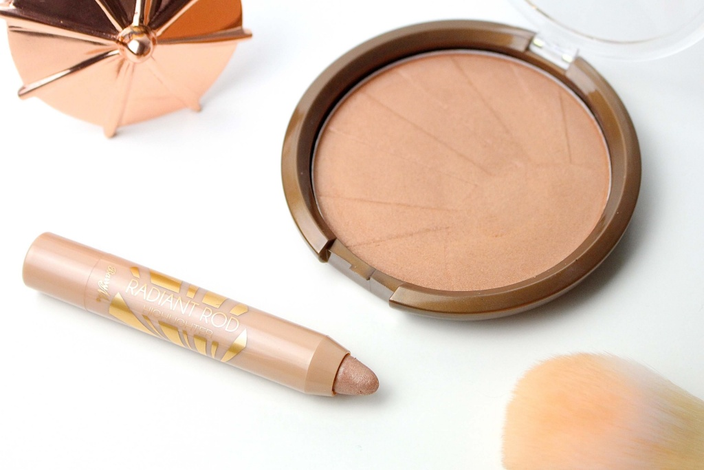 Barry M After Glow Bronzer and Radiant Rod Highlighter