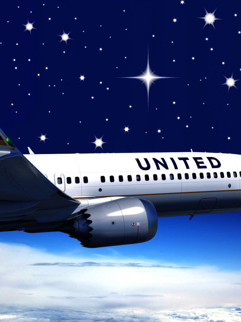 United Airlines Competition