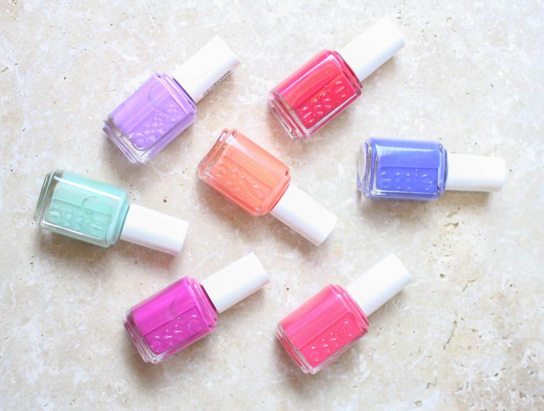 essie nail polish bargains